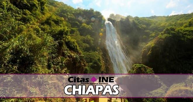 INE Chiapas teléfonos y direcciones