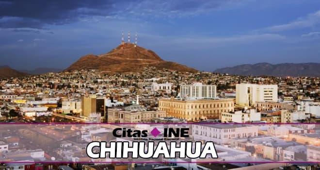 INE Chihuahua teléfonos y direcciones