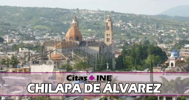 INE Chilapa de Álvarez teléfonos y direcciones