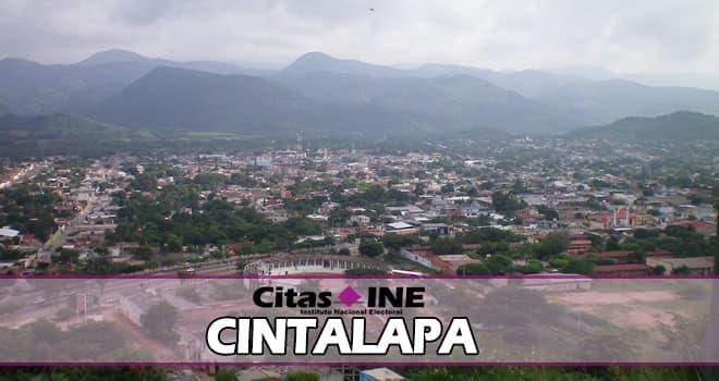 INE Cintalapa teléfonos y direcciones
