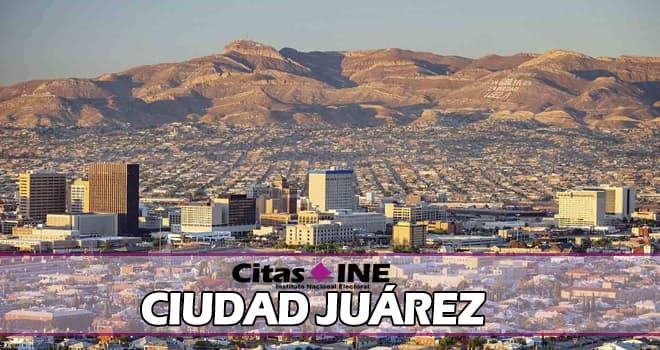 INE Ciudad Juárez teléfonos y direcciones
