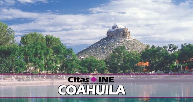 INE Coahuila teléfonos y direcciones