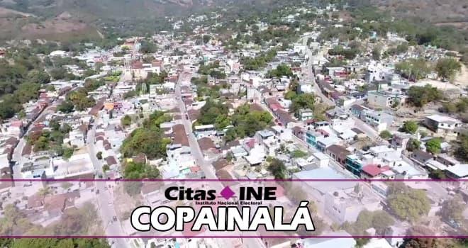 INE Copainalá teléfonos y direcciones