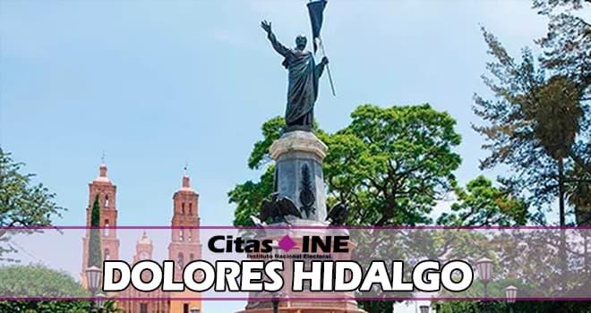 INE Dolores Hidalgo teléfonos y direcciones