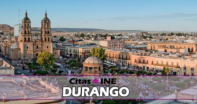 INE Durango teléfonos y direcciones