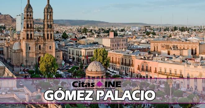 INE Gómez Palacio teléfonos y direcciones