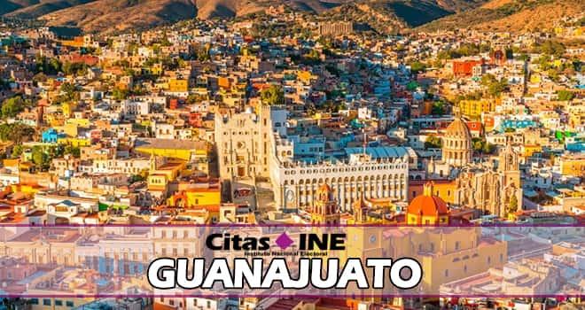 INE Guanajuato teléfonos y direcciones