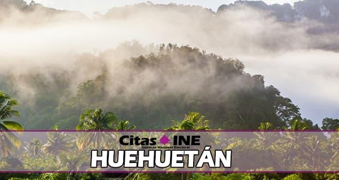 INE Huehuetán teléfonos y direcciones
