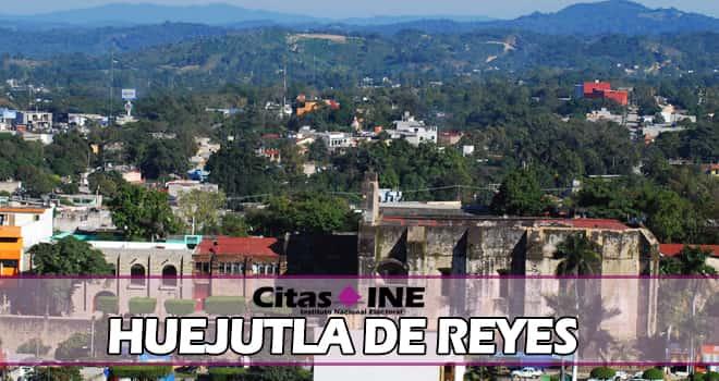 INE Huejutla de Reyes teléfonos y direcciones