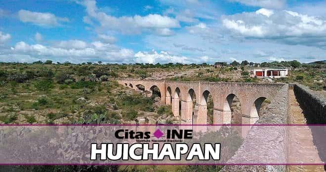 INE Huichapan teléfonos y direcciones
