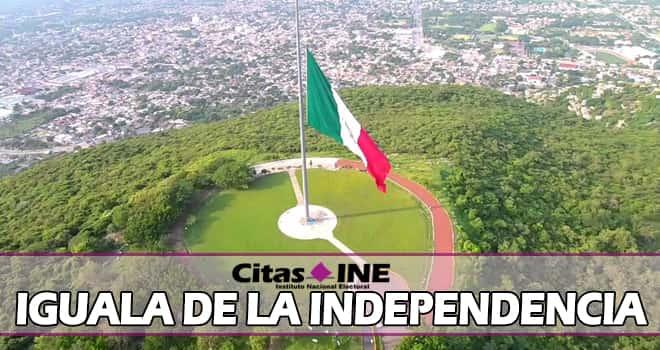 INE Iguala de la Independencia teléfonos y direcciones