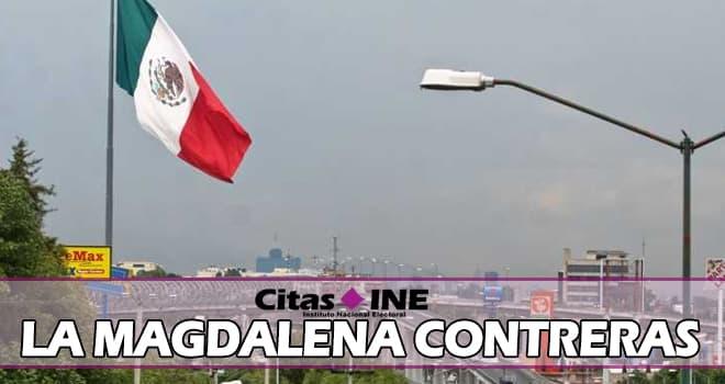 INE La Magdalena Contreras teléfonos y direcciones