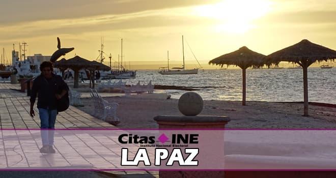 INE La Paz teléfonos y direcciones