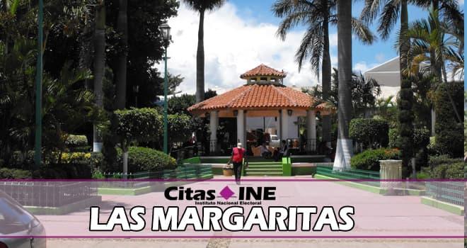 INE Las Margaritas teléfonos y direcciones
