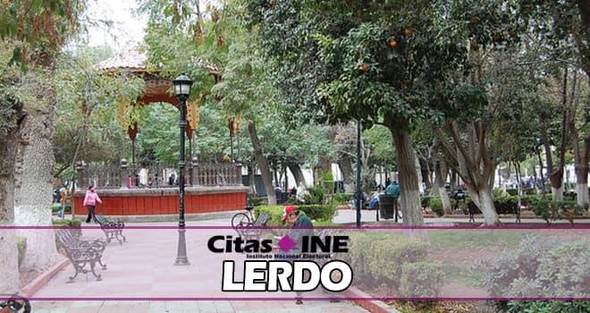 INE Lerdo teléfonos y direcciones