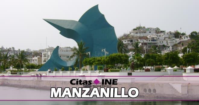 INE Manzanillo teléfonos y direcciones