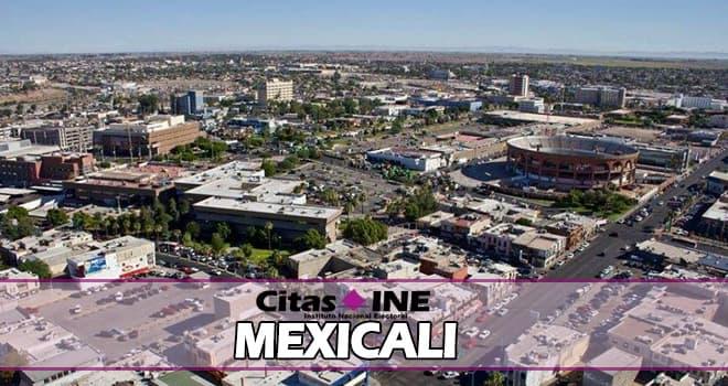 INE Mexicali teléfonos y direcciones