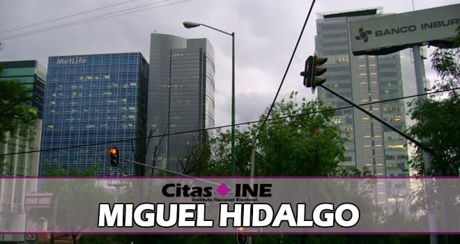 INE Miguel Hidalgo teléfonos y direcciones