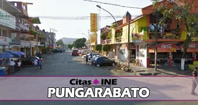 INE Pungarabato teléfonos y direcciones