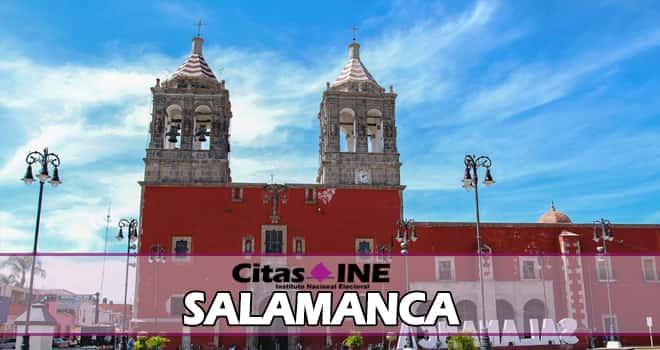 INE Salamanca teléfonos y direcciones