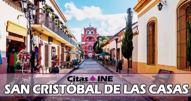 INE San Cristóbal de Las Casas teléfonos y direcciones