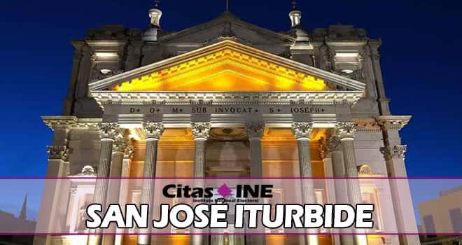 INE San José Iturbide teléfonos y direcciones