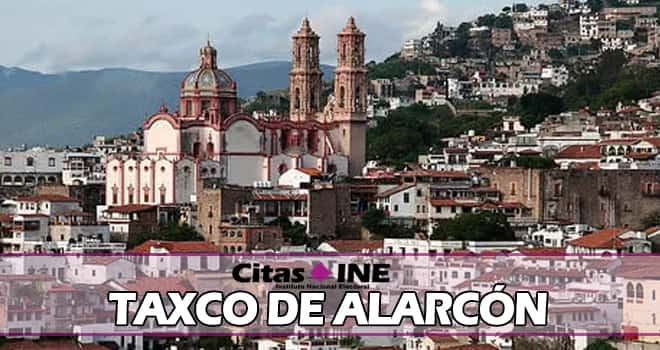 INE Taxco de Alarcón teléfonos y direcciones
