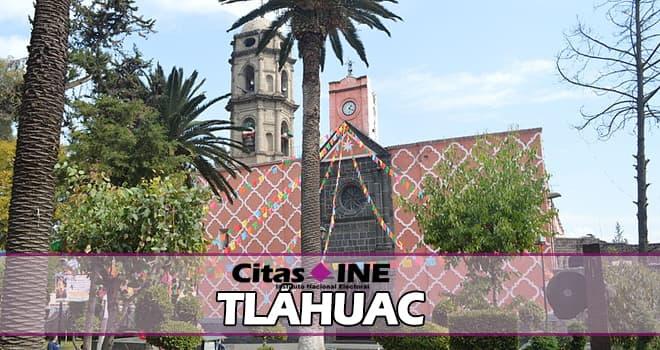INE Tláhuac teléfonos y direcciones