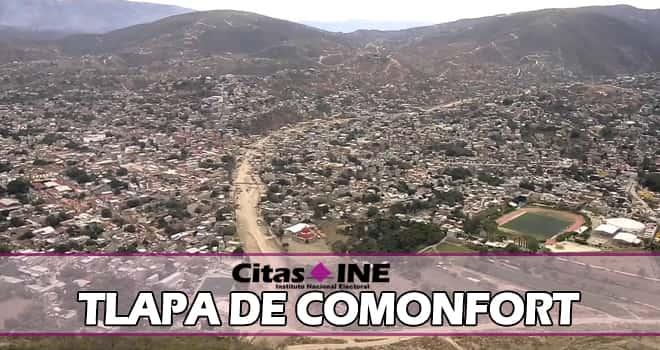 INE Tlapa de Comonfort teléfonos y direcciones