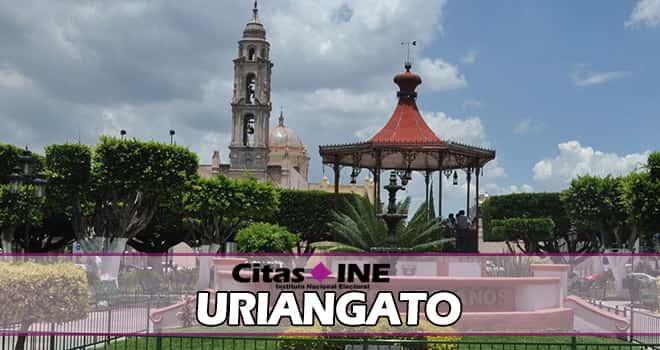 INE Uriangato teléfonos y direcciones