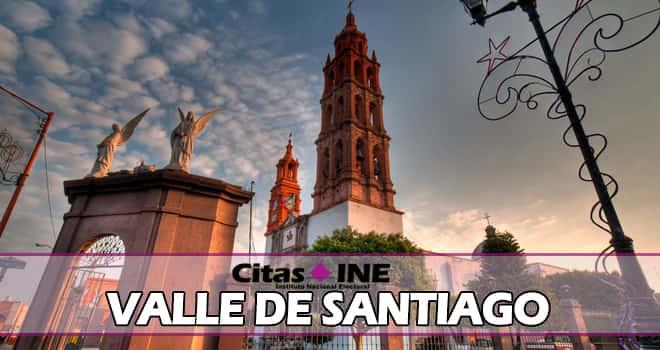 INE Valle de Santiago teléfonos y direcciones