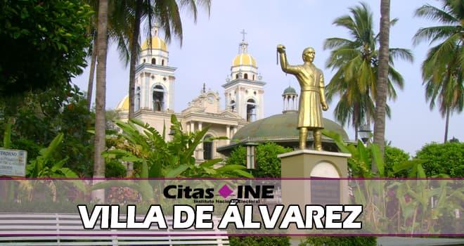 INE Villa de Álvarez teléfonos y direcciones