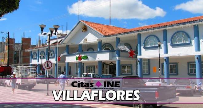 INE Villaflores teléfonos y direcciones