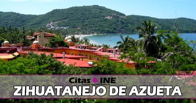INE Zihuatanejo de Azueta teléfonos y direcciones
