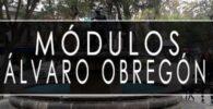módulo INE Álvaro Obregón