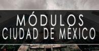 módulo INE Ciudad de México