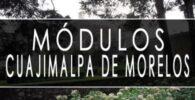 módulo INE Cuajimalpa de Morelos