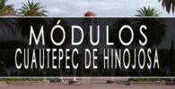 módulo INE Cuautepec de Hinojosa