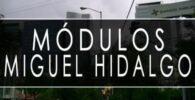 módulo INE Miguel Hidalgo