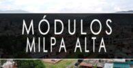 módulo INE Milpa Alta