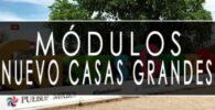 módulo INE Nuevo Casas Grandes