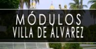 módulo INE Villa de Álvarez