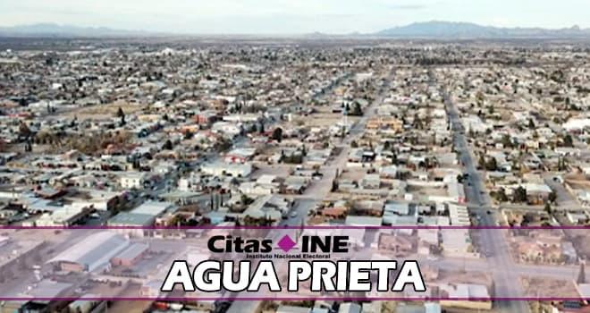 INE Agua Prieta teléfonos y direcciones