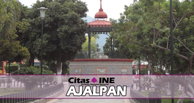 INE Ajalpan teléfonos y direcciones