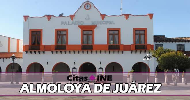 INE Almoloya de Juárez teléfonos y direcciones