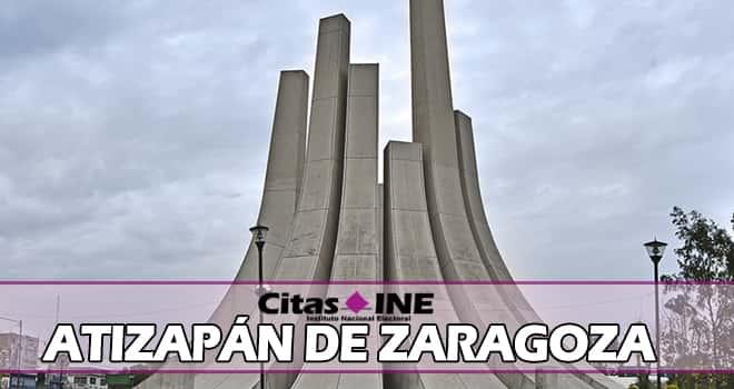 INE Atizapán de Zaragoza teléfonos y direcciones