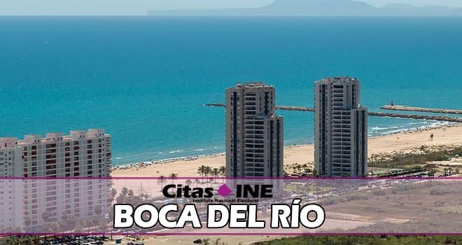 INE Boca del Río teléfonos y direcciones