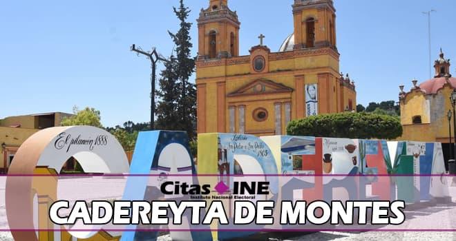 INE Cadereyta de Montes teléfonos y direcciones