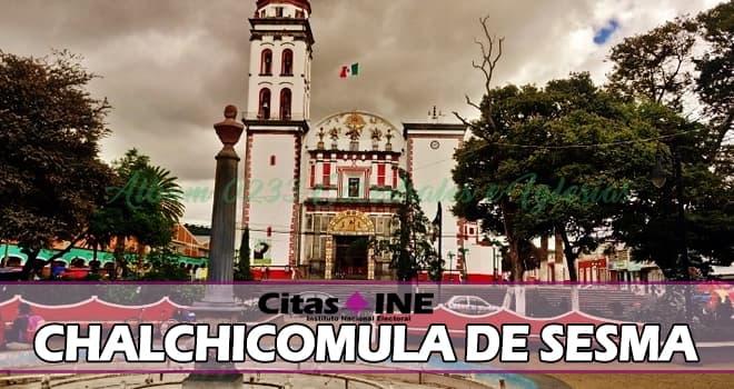 INE Chalchicomula de Sesma teléfonos y direcciones