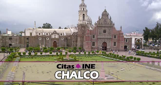 INE Chalco teléfonos y direcciones